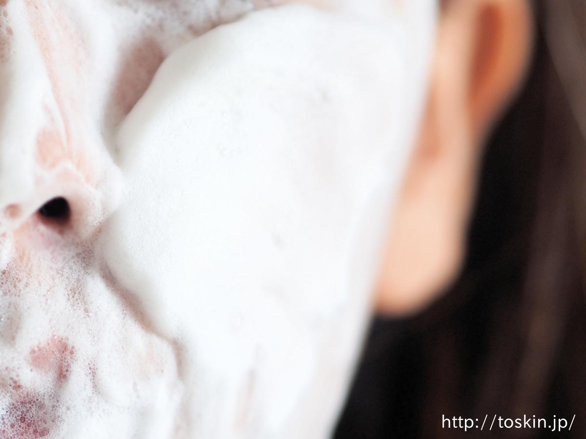 鼻のテカリ防止 泥練洗顔