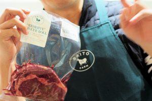 良質なたんぱく質 牛肉